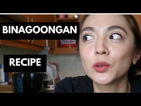 Binagoongan Recipe