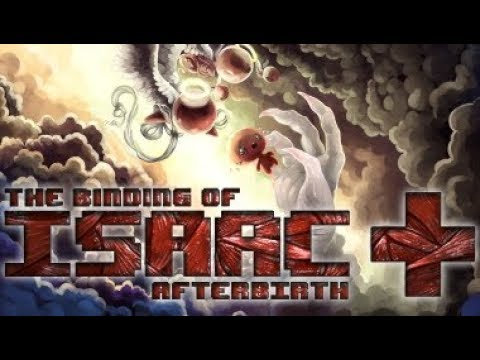 The Binding of Platinum God - Afterbirth+ (Zkouška)
