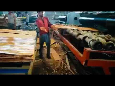 Ply Board Pneumatic Glue Spreader Machine.