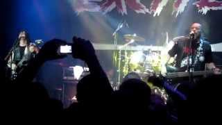 Exciter - Pounding Metal @ Clash Club, Sao Paulo (03/October/2014) HD - 1080p