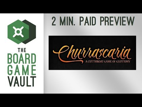 Churrascaria - 2 Minute Review