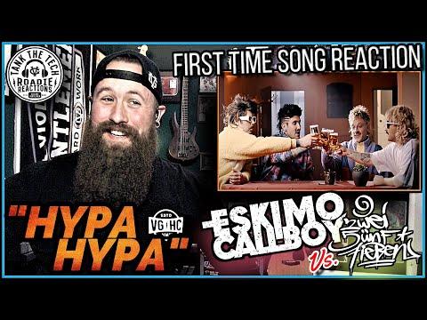 "257ers vs. Eskimo Callboy - ""Hypa Hypa"" | ROADIE REACTIONS"