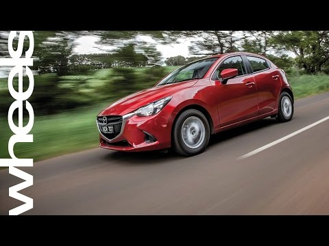 Mazda 2 Review - Car of the Year 2014 Finalist | Wheels