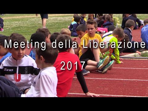 Uisp Atletica Siena - Meeting della Liberazione - 25 Aprile 2017