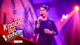 อานา - กรรมกรสอนลูก - Knock Out - The Voice Senior Thailand - 23 Mar 2020