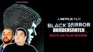BLACK MIRROR : BANDERSNATCH REVIEW | BOYS ON FILM