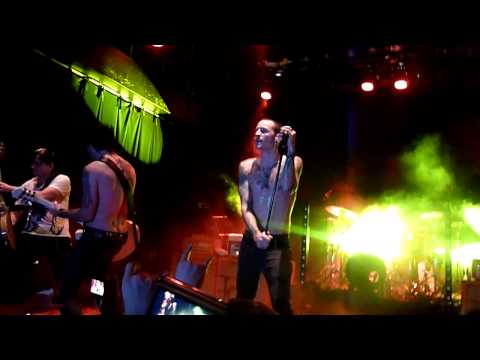 Dead By Sunrise - End Of The World - Live Bruxelles - 20/02/10 HD