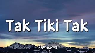 Tak Tiki Tak - Harry Nach (Letra/Lyrics) 🎵