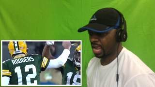 Giants vs. Packers   NFL Wild Card Game Highlights   Reation