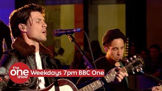 James Bay    Us (Live On The One Show On BBC One)