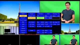 SE 700: How to Set Up Chroma Key