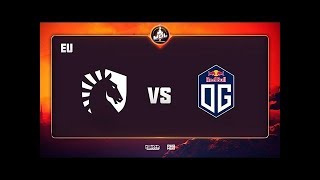 [ Dota 2 Live Eng ] Liquid Vs OG || MDL Disneyland Paris Major