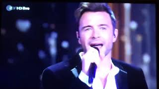 "Westlife ""Hello My Love"" (Goldene Kamera 300319 ZDF)"