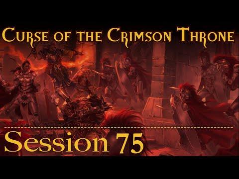 Curse of the Crimson Throne Session 75