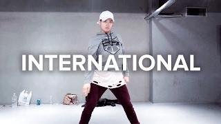 International -PARRI$  / Rikimaru Chikada Choreography