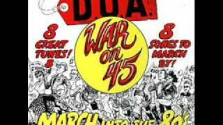 """D.O.A. - """"Class War"""" (1982) w/ lyrics"""