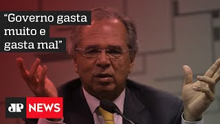 Paulo Guedes volta a descartar prorrogação do auxílio emergencial