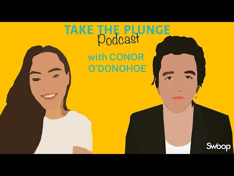 Wild Youth – Conor O'Donohoe | Take The Plunge Podcast