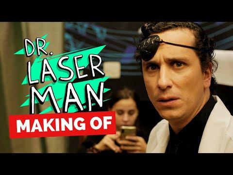 MAKING OF - DR. LASERMAN