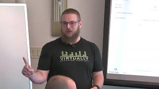 NetApp VMware Cloud On AWS With NetApp Cloud Volumes Demo With Chris Gebhardt