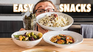 Easy And Healthy Snacks Anyone Can Make At Home