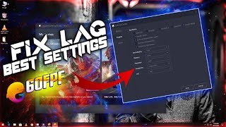 Best Settings - Tencent Gaming Buddy (PUBG Mobile) #120FPS