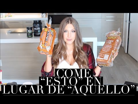 """Te Enseñamos a Comer """"Esto"""" En Lugar De """"Aquello"""""""