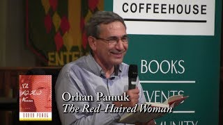 """Orhan Pamuk, """"The Red-Haired Woman"""""""