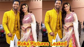 Katrina Kaif and Vicky Kaushal Get Engaged in a Secret Roka Ceremony