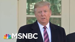 Trump Embarrassment: White House Officials Resign As Dems Prep New Impeachment Hearings | MSNBC