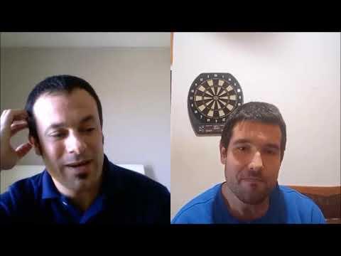 Entrevista con Javi Romero, entrenador del CF Illueca