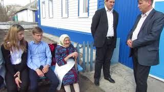 """Мария Яковлевна Волочаева: """"Вернулись мы в деревню, а тут уже немцы..."""""""