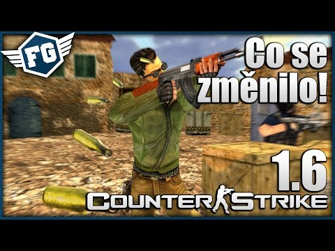 CO SE ZMĚNILO? - Counter-Strike 1.6