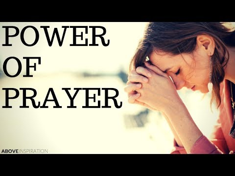 POWER of PRAYER – Inspirational & Motivational Video