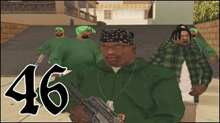 Nothing But A WHOLE LOTTA Gang ISHHH! (GTA San Andreas Pt.46)