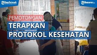 Pemotongan Hewan di Masjid Istiqlal Tak dapat Disaksikan Banyak Orang, Terapkan Protokol Kesehatan