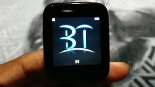 Diggro GV68 Waterproof Smart Watch Unboxing Review by Slick