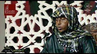 عبدالله يوسف إسماعيل من جمهورية كينيا -  فرع القراءات العشر - جائزة الكويت الدولية 2019م