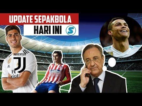 Madrid Rindu Ronaldo | Juve Siap Boyong Asensio Berita Bola Terbaru Hari Ini
