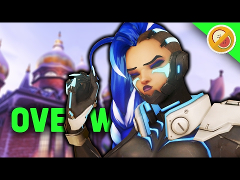 VIOLATING PEOPLE WITH SOMBRA! | Overwatch