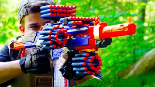 Nerf War: 1 Million Subscribers