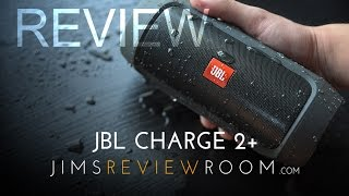 JBL Charge 2+ Bluetooth Speaker - REVIEW