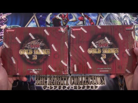 Yugioh 5D's Gold Series 3 Opening 2 Mini Boxes