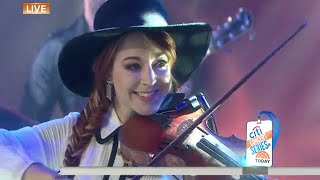 Lindsey Stirling   Something Wild Ft. Andrew McMahon In The Wilderness (Today Show Performance)