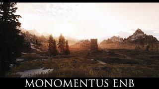 TES V - Skyrim Mods: Monomentus ENB