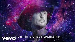 Tim McGraw - Chevy Spaceship (Lyric Video)