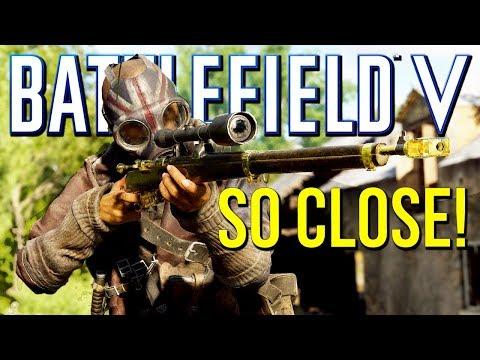 Battlefield 5: Battle for Rotterdam! (Battlefield V Multiplayer Gameplay)