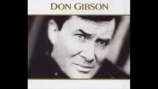 DON GIBSON - SEA OF HEARTBREAK - LONESOME NUMBER ONE