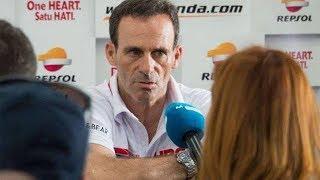Alberto Puig Berikan Tantangan pada Bos Tim KTM