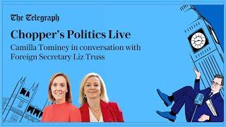 video: Chopper's Politics: Liz Truss on trade deals, the trans debate and the next James Bond